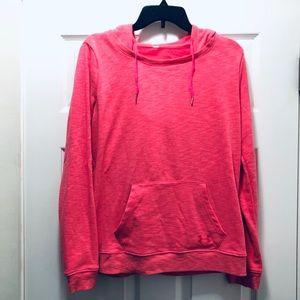 Under Armour light weight hooded sweatshirt